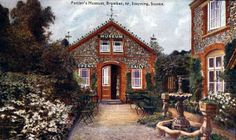 Walter Potter Museum (From Steyning Museum Collection)