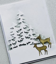 Winter Wonder Cards Video by Dave Brethauer
