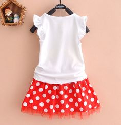 [~$4]  Baby clothes sale!  Fashion Lovely Kids Baby Girls round neck Party Dress Vest Skirt Toddler High-quality Clothes 1-4Y