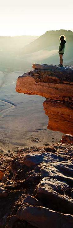 Caminata hasta el punto - desierto de Atacama - Chile