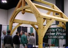 Cabin Creek Timber Frames is made up of a team of experienced professionals in Franklin, North Carolina who know their craft and are passionate about their craft. You can see this dedication illustrated in our Timber Frame construction portfolio below. Timber Frame Cabin, Timber Frames, Metal Roof Houses, House Roof, Porches, Entryway, Barn, Construction, Exterior