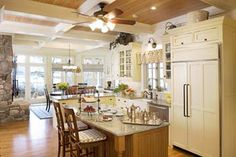 Early American cabinetry | Crown Point Cabinetry