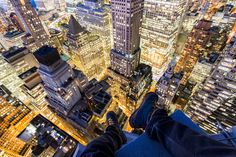 italiy Raskalov & Vadim Makhorov, photographers from Ukraine & Russia have been doing photography for 5 years.  The list of the tops which they have climbed features the Pyramid of Cheops, Cologne Cathedral, the Shanghai Tower, the top star of one of the Stalin's high-rises – the Seven Sisters buildings, and others