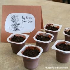 Fun Food Ideas for a Peanuts Birthday Party - Frugal Fun For Boys