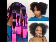 05 techniques to stretch your frizzy hair without heat - NYBeauty & Care - Cheveux Natural Hair Tutorials, Natural Hair Tips, Natural Hair Styles, Natural Hair Blowout, Natural Haircare, Curls Without Heat, Girls Natural Hairstyles, Blown Out Natural Hairstyles, African Hairstyles