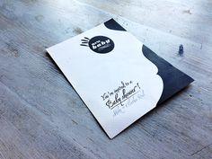 Black and White Baby Shower Invitation Design Design Agency, Branding Design, White Baby Showers, Black And White Baby, News Design, Invitation Design, Baby Shower Invitations, New Work, Print Design