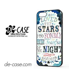 Galileo Quotes DEAL-4519 Apple Phonecase Cover For Iphone 5 / Iphone 5S