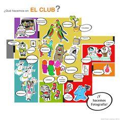 Un día en el Club Fotográfico de México. Únete al Club! http://www.clubfotomexico.org.mx/membresia/
