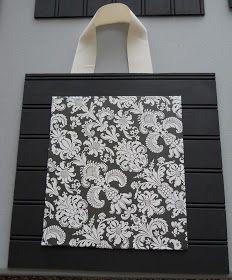 Dandelions and Dust Bunnies: Beadboard Magnet Board