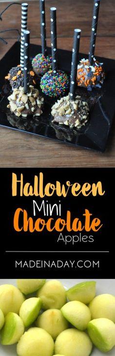 Mini Chocolate Cover