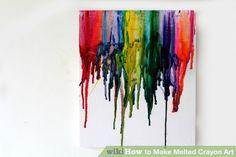 Image titled Make Melted Crayon Art Step 7