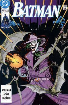 Batman Vol 1 451 - DC Database