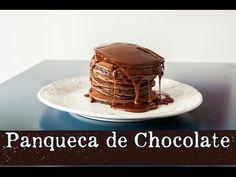 Panquecas de Chocolate com Caramelo Salgado - Fotografando à Mesa - YouTube