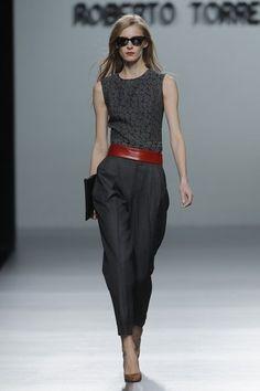 Roberto Toretta - Madrid Fashion Week Otoño Invierno 2013-2014