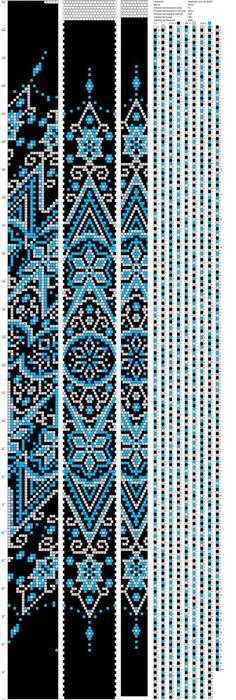Crochet Bracelet Pattern, Beaded Necklace Patterns, Crochet Beaded Bracelets, Bead Crochet Patterns, Beading Patterns Free, Bead Crochet Rope, Peyote Patterns, Beaded Crochet, Seed Bead Jewelry