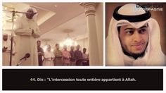 Sourate Az Zumar - Ahmed Nufays سورة الزمر - أحمد النفيس Video Islam, Lineup, Quran, Knowledge, Music, Youtube, Places, Inspirational, Food
