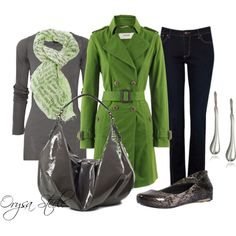 love love love the green coat... and everyting on this site for the working woman!!!!!!
