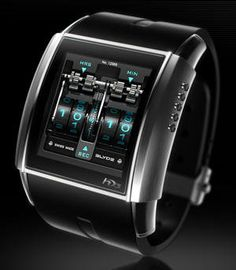 The coolest high tech watches you can buy....ummm yes please...need it...ok...want it...