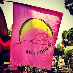 """Rimini is getting ready for La Notte Rosa"" - Instagram  by @scottishemma123"