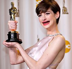 Actresses Without Teeth is the scariest new thing on the Internet.