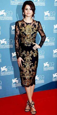 Dolce and Gabbana dress!!!! Love