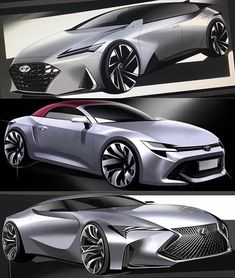 Car Design Sketch, Car Sketch, Automotive Design, Auto Design, Futuristic Cars, Cool Sketches, Transportation Design, Concept Cars, Exterior Design