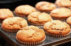 Julie's Gluten-Free Pumpkin Nog Muffins via Julie Hasson