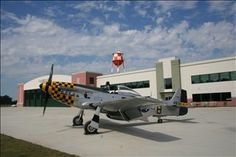 Military Aviation Museum | One of the largest collections of flying World War II airplanes is located in the southern portion of Virginia Beach at the Virginia Beach Airport. Aircraft from the times of the First and Second World Wars through the Korean War era are on display and occasionally flown from this unique airport.