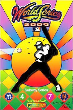 World Series 2000 Peter Max