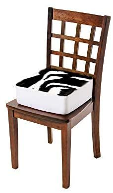 Amazon.com: Comfort Finds Rise with Ease Seat Cushion - Thick Firm Chair Cushion Booster - Extra Thick Foam Pad for Home, Patio, Office and Car Seats - Extra Supportive Lift - 14 X 14 X 5 (Zebra Fleece): Health & Personal Care Polyurethane Foam, Easy Gifts, Chair Cushions, Car Seats, Accent Chairs, Dining Chairs, Patio, Personal Care, Amazon