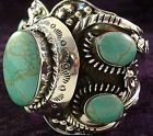 Taxco Turquoise Cuff