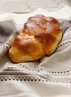 Recipe for Tsoureki (Greek Sweet Bread)