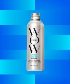 Color Wow Coconut Cocktail Bionic Tonic Review | This is the secret to silky hair straight out of the shower. #refinery29 http://www.refinery29.com/color-wow-coconut-cocktail-review