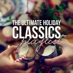 Now that #Thanksgiving has passed, it's officially #Holiday music-binge time. And we've got the perfect playlist to help you kick it off