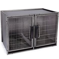 Special Offers - ProSelect Large Modular Kennel Cage Graphite - In stock & Free Shipping. You can save more money! Check It (September 19 2016 at 08:39PM) >> http://doghousesusa.net/proselect-large-modular-kennel-cage-graphite/