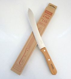 Opinel Bread Knife - Brook Farm General Store