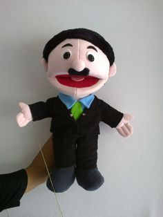 father puppet