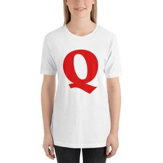 Red Hearts & Halloween Costume T-Shirt The diamond Q Queen - Couples Costumes Cheap Easy Halloween Costumes, Funny Halloween, King Costume, Red Hearts, T Shirt Costumes, Diamond Heart, Female Models, Playing Card, King Queen