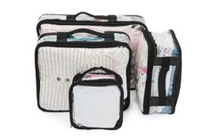 Packing cells is your answer! Learn how to use packing cells for suitcases here (including the different methods and strategies you can try). You'll be a packing cell convert in no time! Suitcase Packing, Carry On Suitcase, Carry On Luggage, Packing Tips For Travel, Travel Hacks, Best Packing Cubes, Travel Cubes, Best Luggage, Travel Items