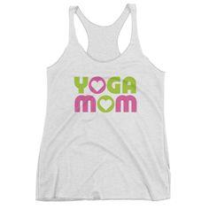 Yoga Mom - Women's tank top