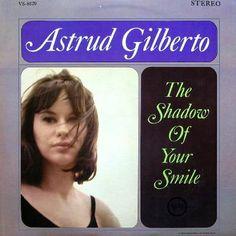 Astrud Gilberto - The Shadow of Your Smile (1965) #WishList