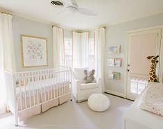 This amazing nursery diy is genuinely a noteworthy style principle. Blue Nursery Girl, Blush Nursery, Pastel Nursery, Baby Girl Nursery Decor, White Nursery, Nursery Room, Nursery Ideas, Baby Room, French Nursery