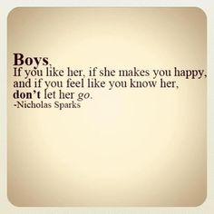 for the boys...