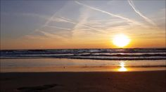 The sounds of the Ligurian sea! Tripod, Sea, Celestial, Sunset, Outdoor, Outdoors, The Ocean, Sunsets, Ocean