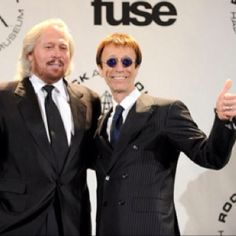 Barry & Robin Gibb-  The Bee Gee's
