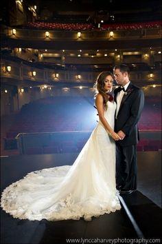 PHANTOM OF THE OPERA WEDDING PHOTOSHOOT!!!!!!! How cool! #perfectweddings #weddingphotos #beautiful