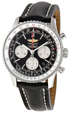 Breitling Men's AB012012-BB01 NAVITIMER 01 Chronograph Watch