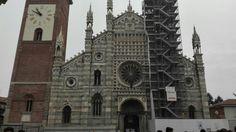 Uscita a Monza Duomo di Monza