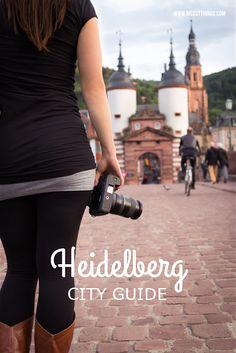 Heidelberg City Guide mit Tipps und Empfehlungen für Restaurants, Cafés, Shops