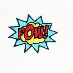 Patch Pow - Comprar em Ôbiju Acessórios criativos